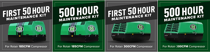 Compressor Maintenance Kits