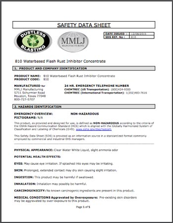Rust-Inhibitor-MSDS-preview